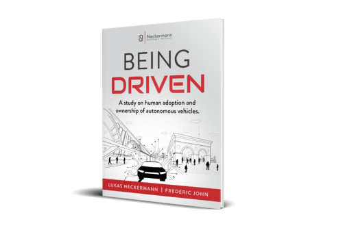 Being Driven Cover